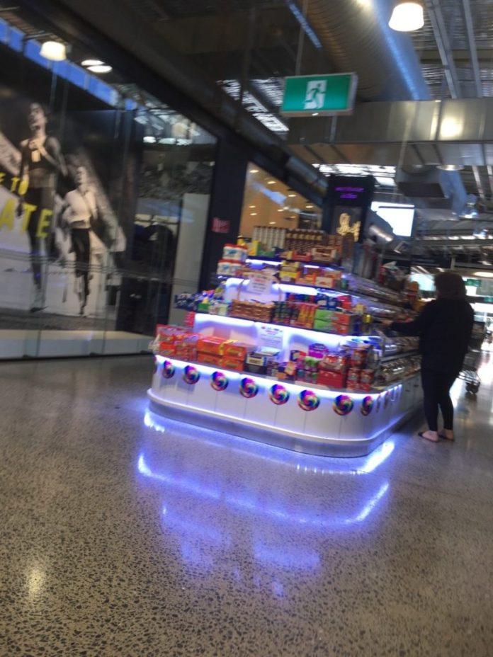 DFO Airport Brisbane