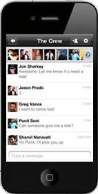 Google Plus iPhone App