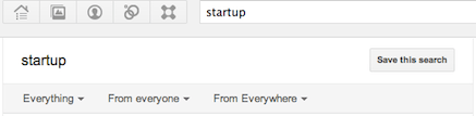 Google+ local search (Everywhere)