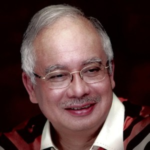 Najib Razak Google+ hangout budget session 2013