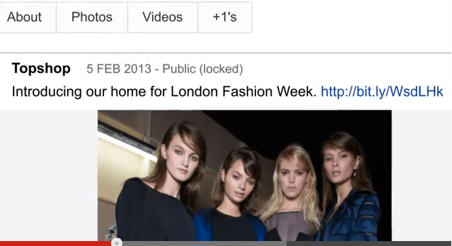 The Future of the Fashion Show : A Teaser Video!
