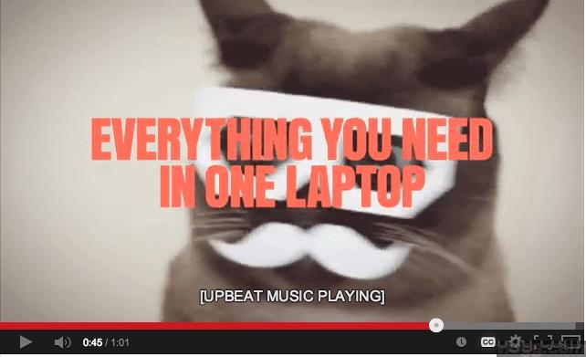 Interesting New HP Chromebook Promo Video From Google