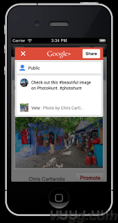 Google Plus iOS SDK1.4.0 Released With in-App Share and ID Token Support