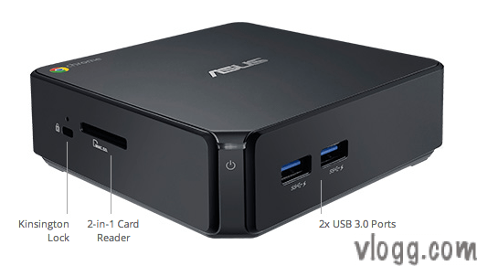 ASUS Chromebox with HDMI/4K, USB 3.0 support releasing March 2014 [Images: asus.com]