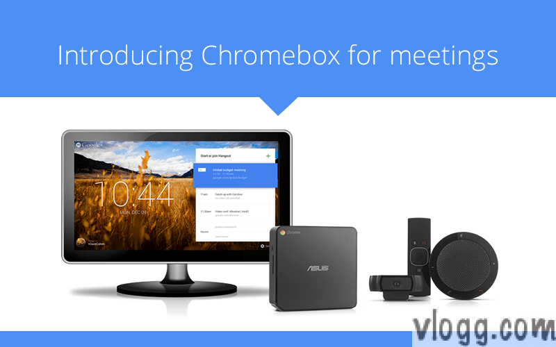 Chromebox for Meetings: Google Releases Video Conferencing System for Businesses