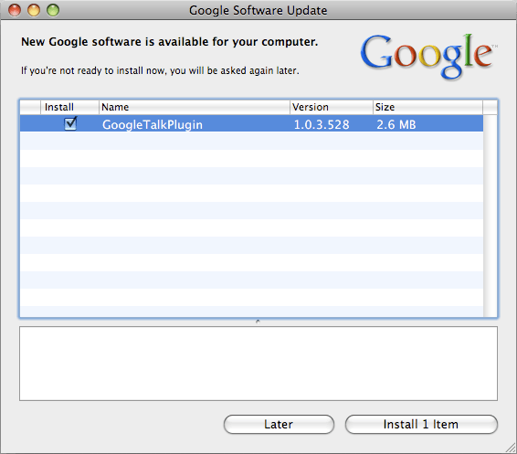 How to Uninstall or Remove Google Software Update Program in Mac?