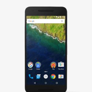 Google Nexus 6P Android Phone