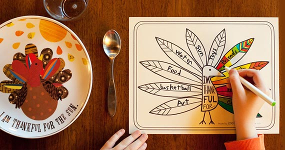 Creative Ways to Count Your Blessings this Thanksgiving