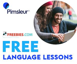 Free Language Lesson