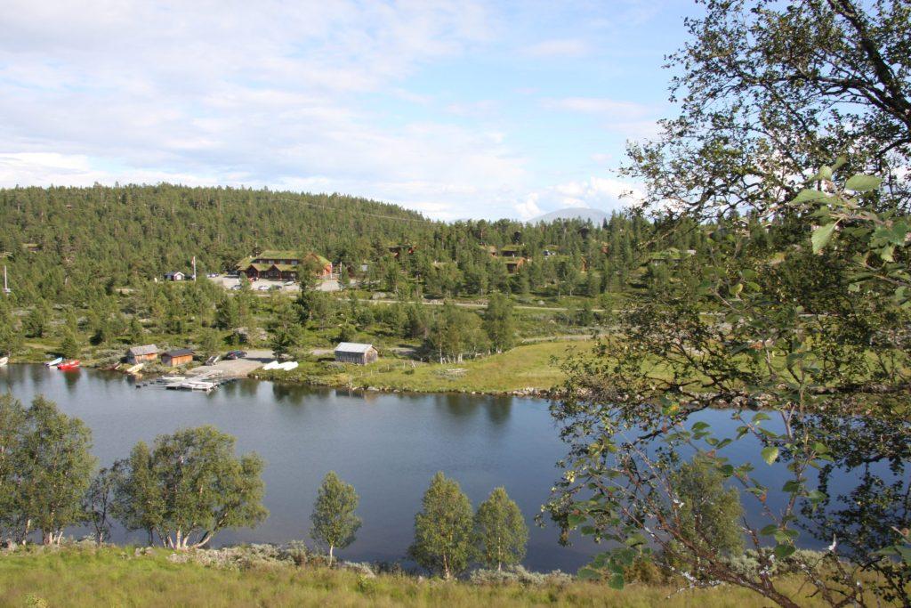 Lemonsjø Fjellstue og Hyttegrend ©Lemonsjø