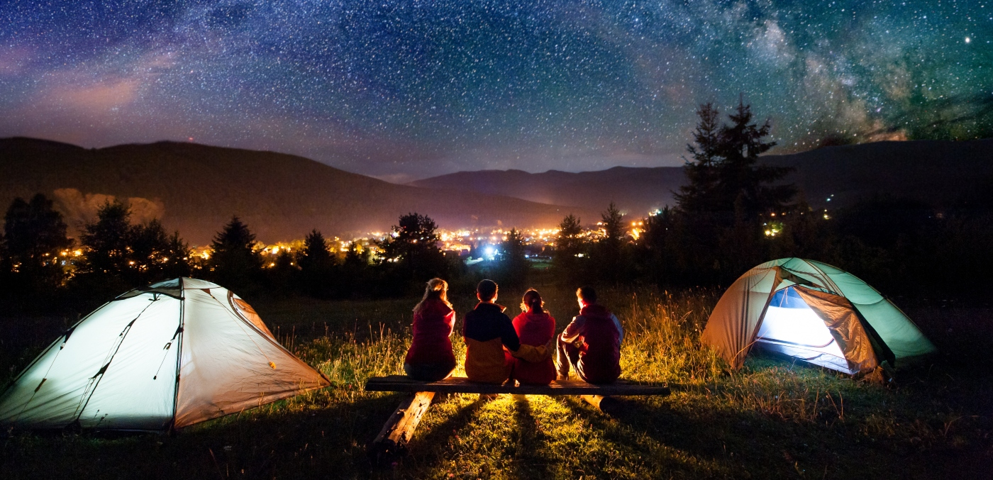 Camping en Chile: Descubre nuevos destinos durmiendo bajo las ...