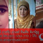 เพลงอาหรับมาเลย์ บันทึกการแสดงสด วงดนตรีอาหรับมาเลย์ วง Ansor Volume 1 Song 7