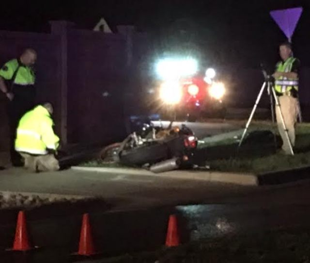23 Year Old Killed After Motorcycle Hits Concrete Wall In West Jordan