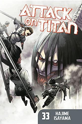 Attack On Titan, 33