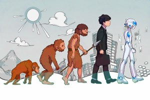 """現代人が""""進化""""によって失ったものとは何か"""
