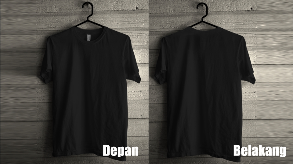 Download Mockup Kaos Warna Hitam Yellowimages