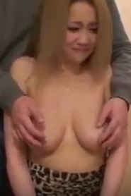 Japanese wench receives pounded