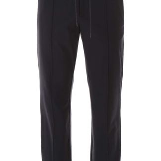 Z ZEGNA JOGGER PANTS 46 Blue Technical