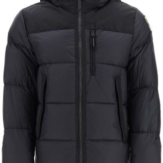 PARAJUMPERS LIDDESDALE HERITAGE JACKET XS Black Technical