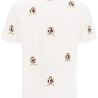 TOMMY HILFIGER COLLECTION 0 S White Cotton