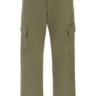 JUNYA WATANABE CARGO PANTS IN COTTON S Khaki Cotton