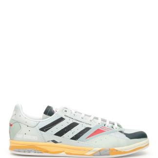 ADIDAS BY RAF SIMONS UNISEX RS TORSION STAN SNEAKERS 4,5 Yellow, Black, Red Leather