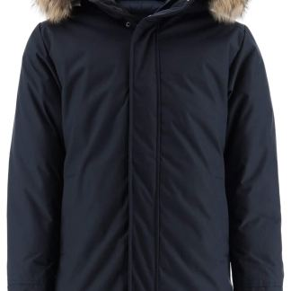 PYRENEX ANNECY WATERPROOF PARKA T2 Blue Technical