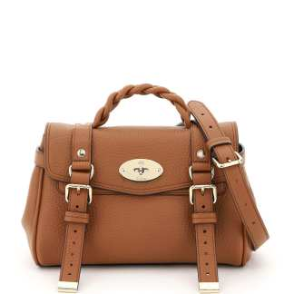 MULBERRY 0 OS Brown Leather