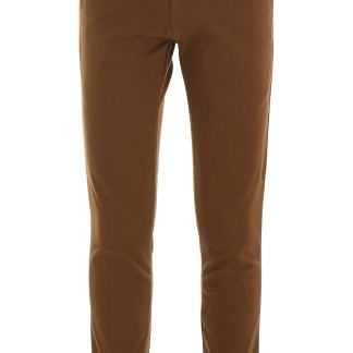 CARHARTT CHINO TROUSERS 30 Brown Cotton