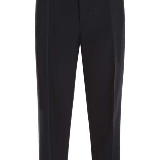ETUDES REVOLTE TROUSERS 48 Blue Wool