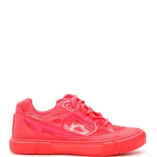 BOTH CLASSIC RUNNER SNEAKERS 35 Fuchsia, Pink Cotton, Technical