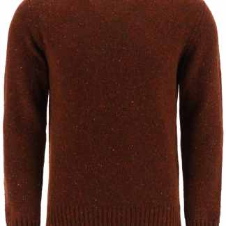 GM77 CREW-NECK SWEATER L Red Wool