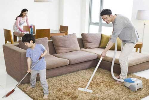 Bagaimana Mencuci Karpet Sendiri Dalam Griya, Jauh Hemat & Efektif