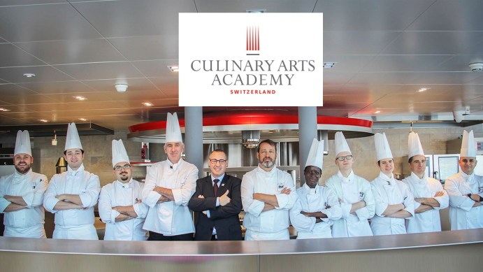 Culinary Art Academy Switzerland瑞士美食藝術管理大學