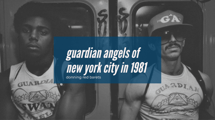 Guardian Angels New York City