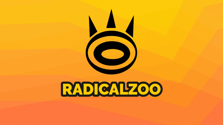 RadicalZoo Streamer Logo