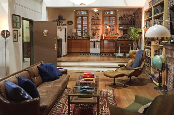 Master Of None Apartment Set Tour Therapy