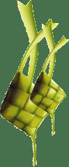 4570book Clipart Ketupat Lebaran 2020 In Pack 6156