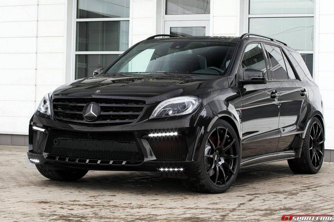 For Sale Mercedes Benz ML 63 AMG INFERNO By TopCar GTspirit