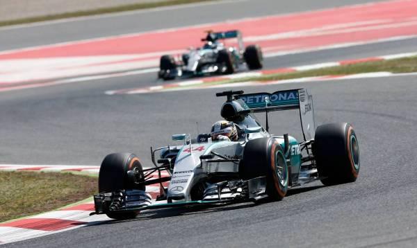 Formula 1: Rosberg Wins Spanish GP as Hamilton Makes it 1 ...
