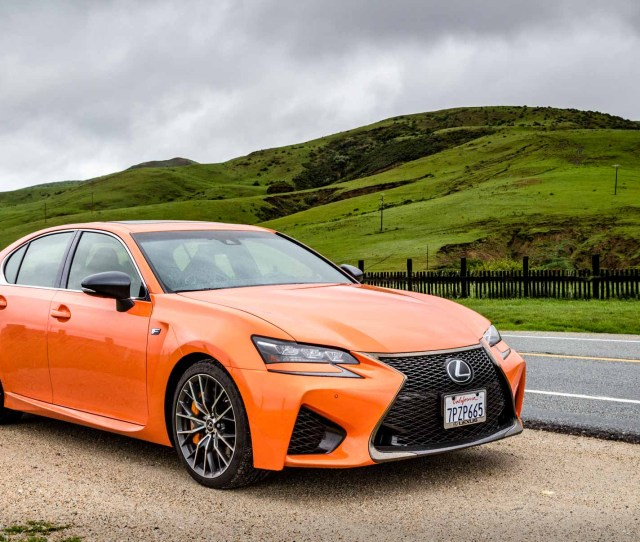 Lexus Gs F Review Car