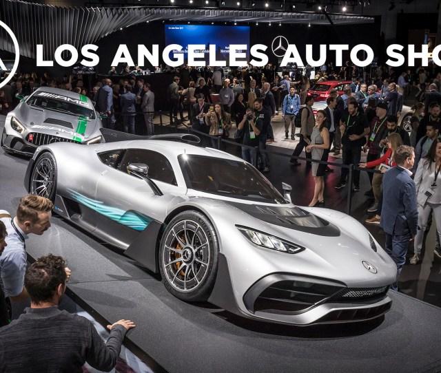 Los Angeles Auto Show 2018