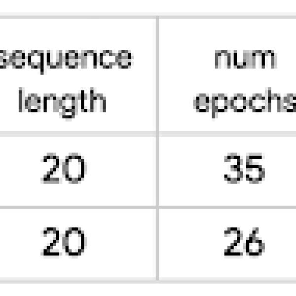 표 2. 선택한 실험의 하이퍼 매개 변수 튜닝 .png