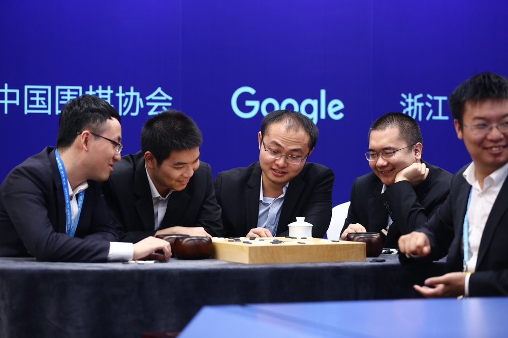 Searching for China's subsequent nice Go expertise