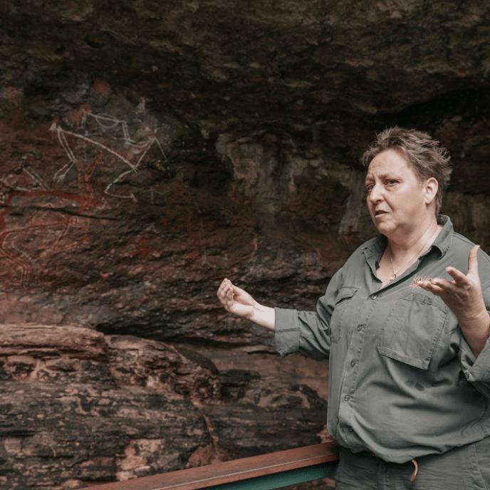 Anja Toms from Kakadu National Park