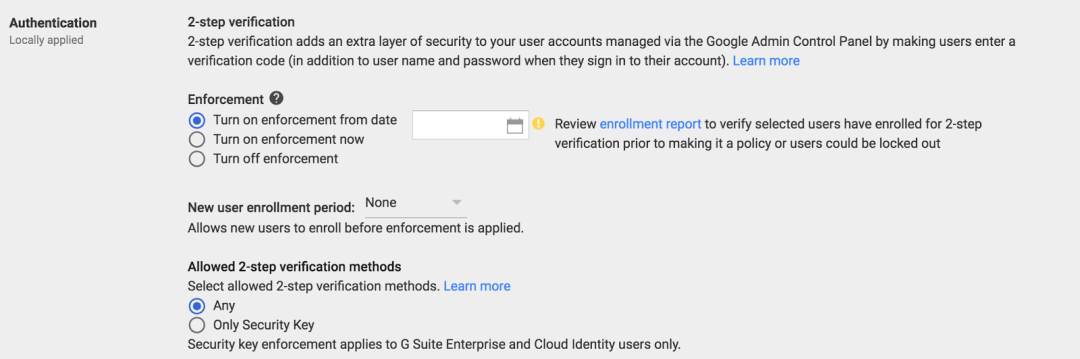 7 methods admins might help safe accounts towards phishing in G Suite