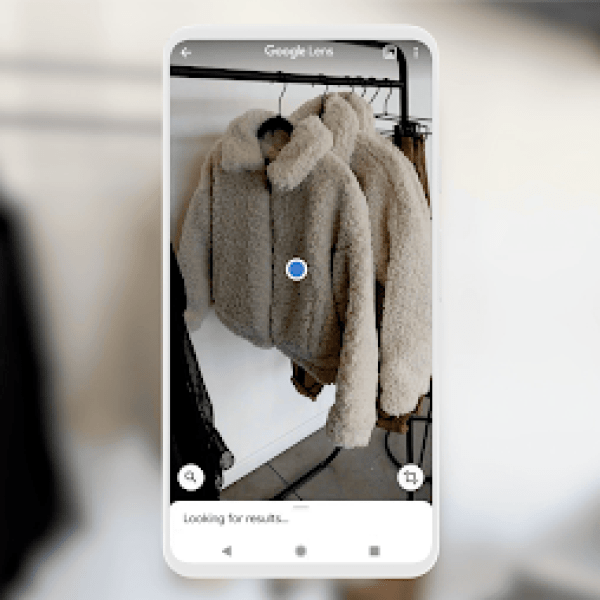 Get outfit inspiration with style ideas in Google Lens