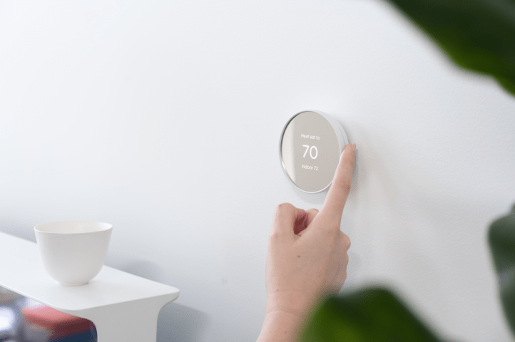 Google launches new $129 Nest Thermostat with new design and Home App integration