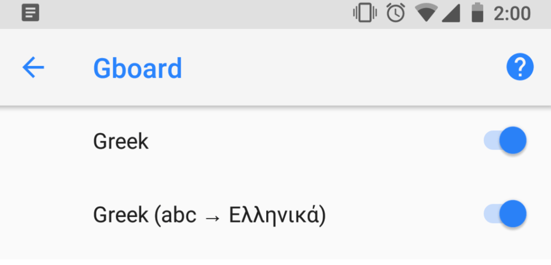 Typing Greek has by no means been really easy