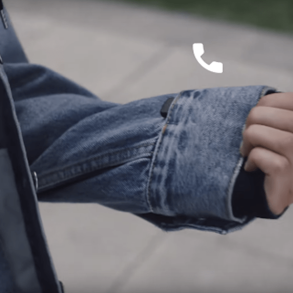 A smarter wardrobe with Jacquard by Google